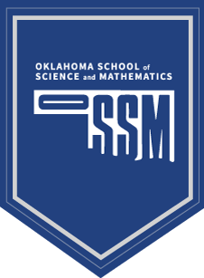 Oklahoma School of Science and Mathematics Logo
